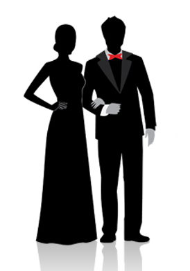 K.o.p.e.l. clipart formal Prom clipart couple Academy 1
