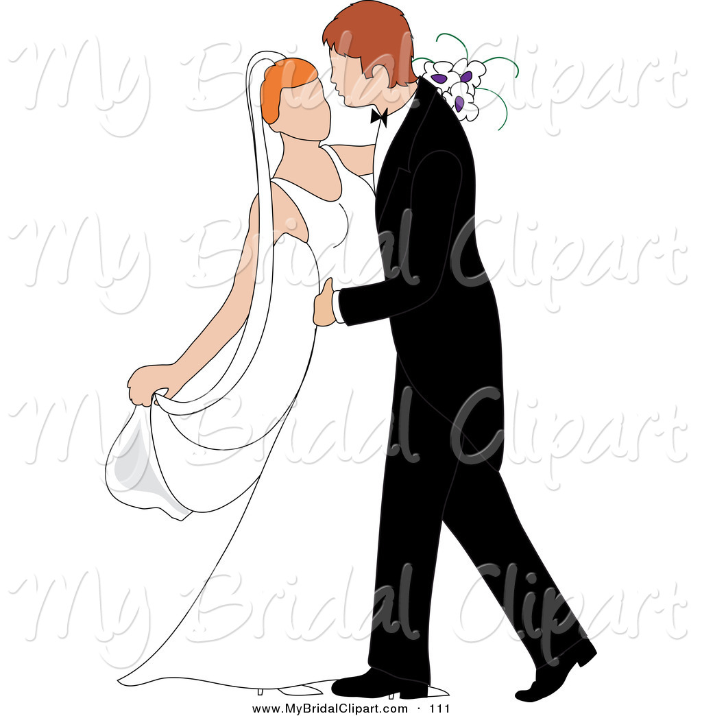 Bride clipart wedding couple #1
