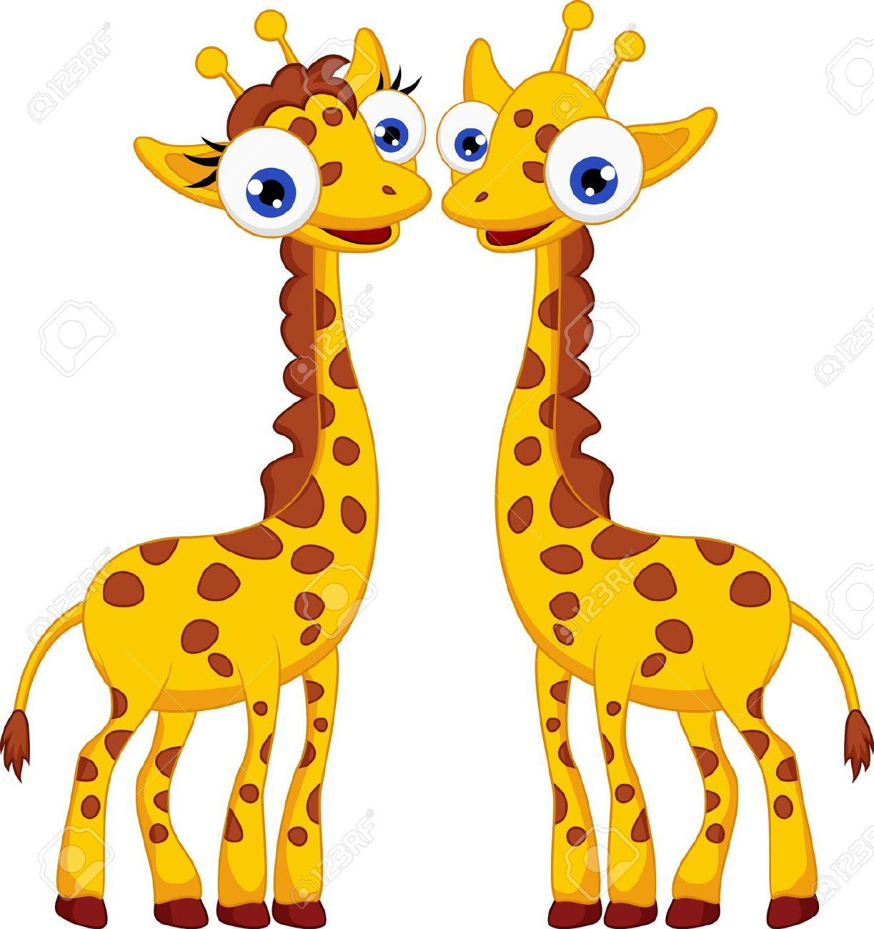 K.o.p.e.l. clipart giraffe Clipart Vector Illustration Free Free