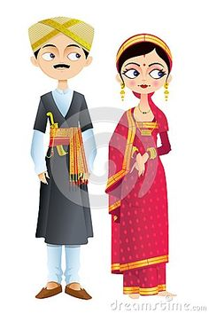 Coture clipart hindu family Pinteres… of Clipart Wedding Couple