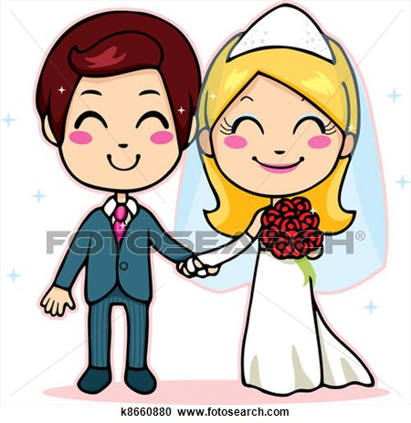 Kopel clipart just married Married Clipart Couple Couple Download