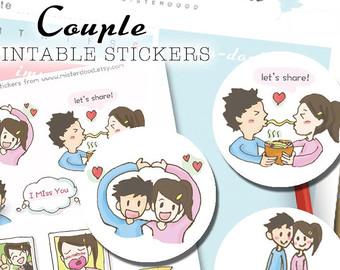 K.o.p.e.l. clipart kawaii Cute Clipart Lovers Doodle Lifestyle