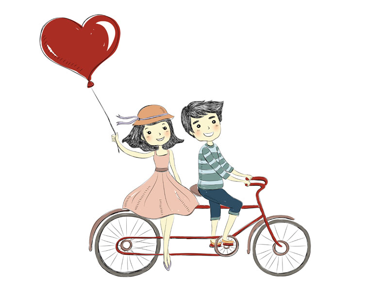 Kopel clipart love other Clipart (9+) Wedding Couples Clipart