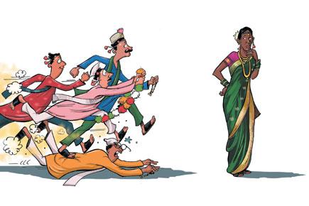 K.o.p.e.l. clipart marathi Magazine The Desperation the Marathi