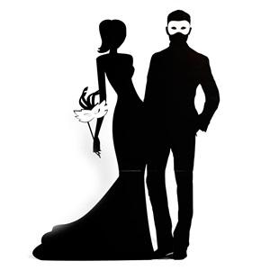 Masquerade clipart silhouette Masquerade – is Kit