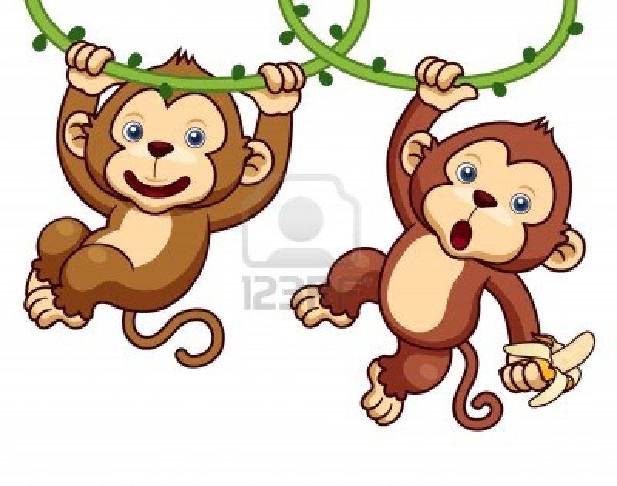 Kopel clipart monkey Kids Photo on Illustration about