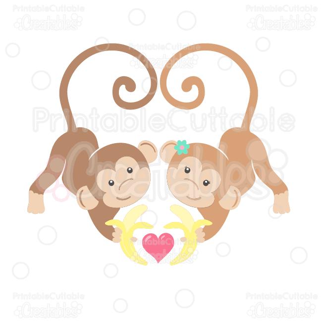 Kopel clipart monkey  Packed Love Little The