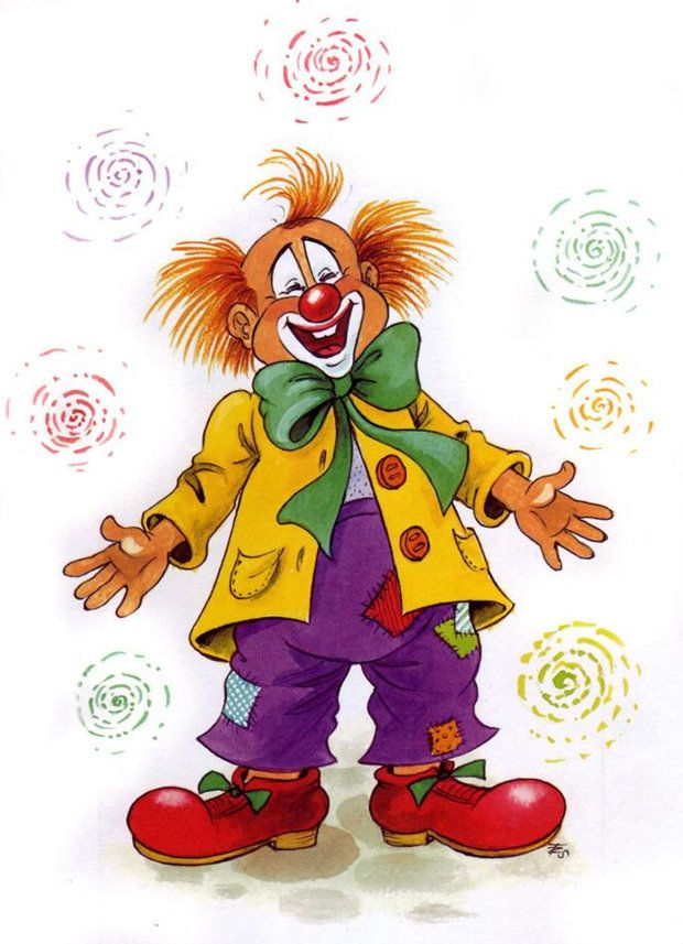 Kopel clipart old age Clown quenalbertini: Best on clowns
