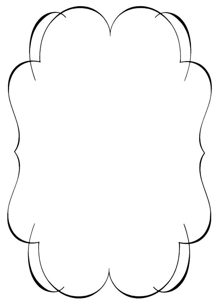 Kopel clipart old fashioned Borders Art Free ClipArt ideas