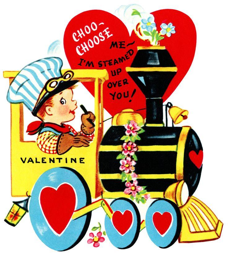 Kopel clipart old fashioned Art clip vintage train Pinterest