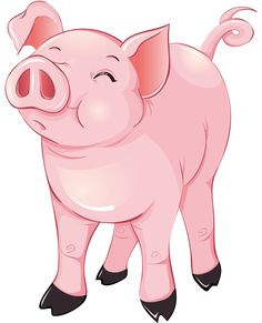 Kisses clipart pig Pink Pinterest 1820 http://sweetclipart com/cute