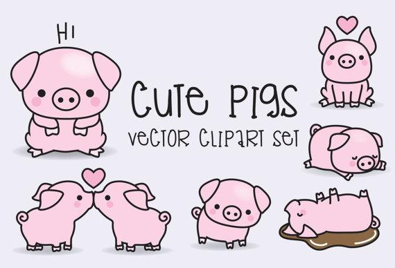 Kopel clipart pig Hoge kwaliteit vectoren Vector varkens