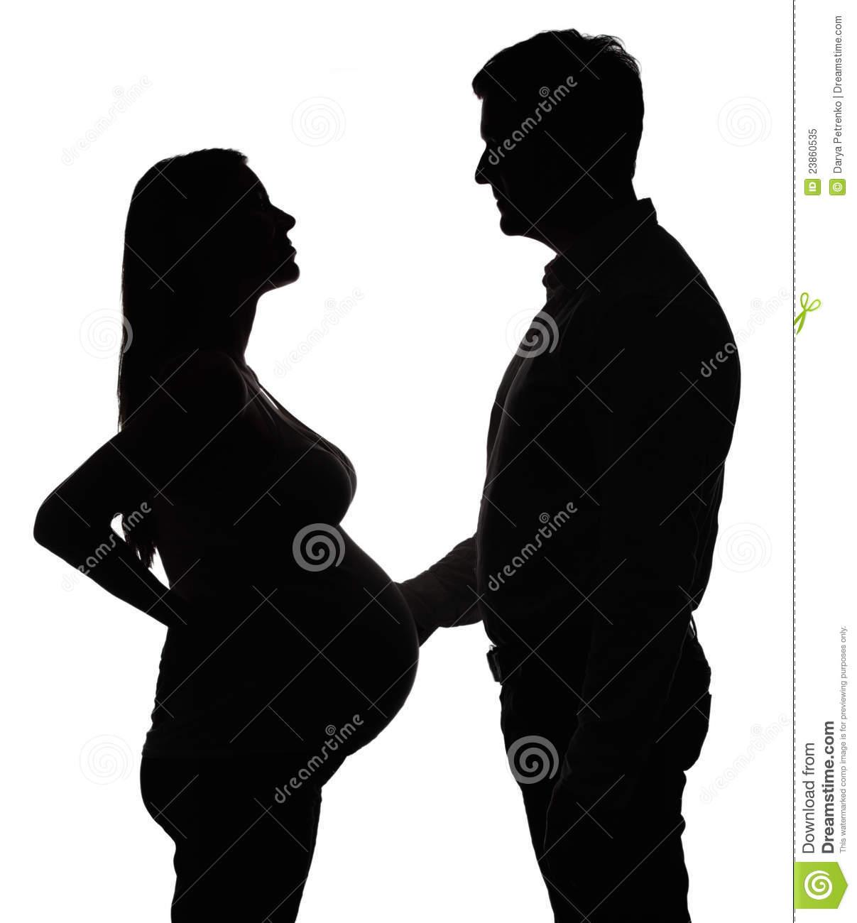 Kopel clipart pregnancy Pregnancy Clip Download Couple Clipart