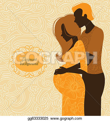 K.o.p.e.l. clipart pregnancy Royalty pregnant of Art husband