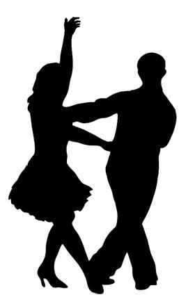 Danse clipart dancer silhouette On learn Pinterest List Google