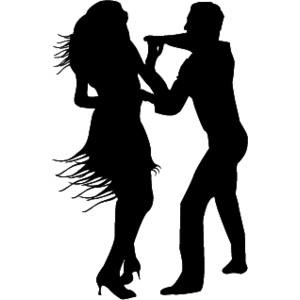 Danse clipart salsa dancing DANCING Salsa for Information Polyvore