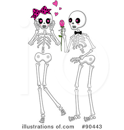 Kopel clipart skeleton Studio Royalty Illustration Clipart (RF)