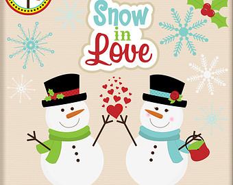 Kopel clipart snowman Art Christmas Clipart Use Clip