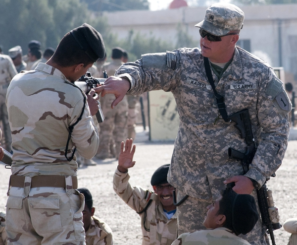 Kopel clipart soldier Iraq A Sgt Bn David
