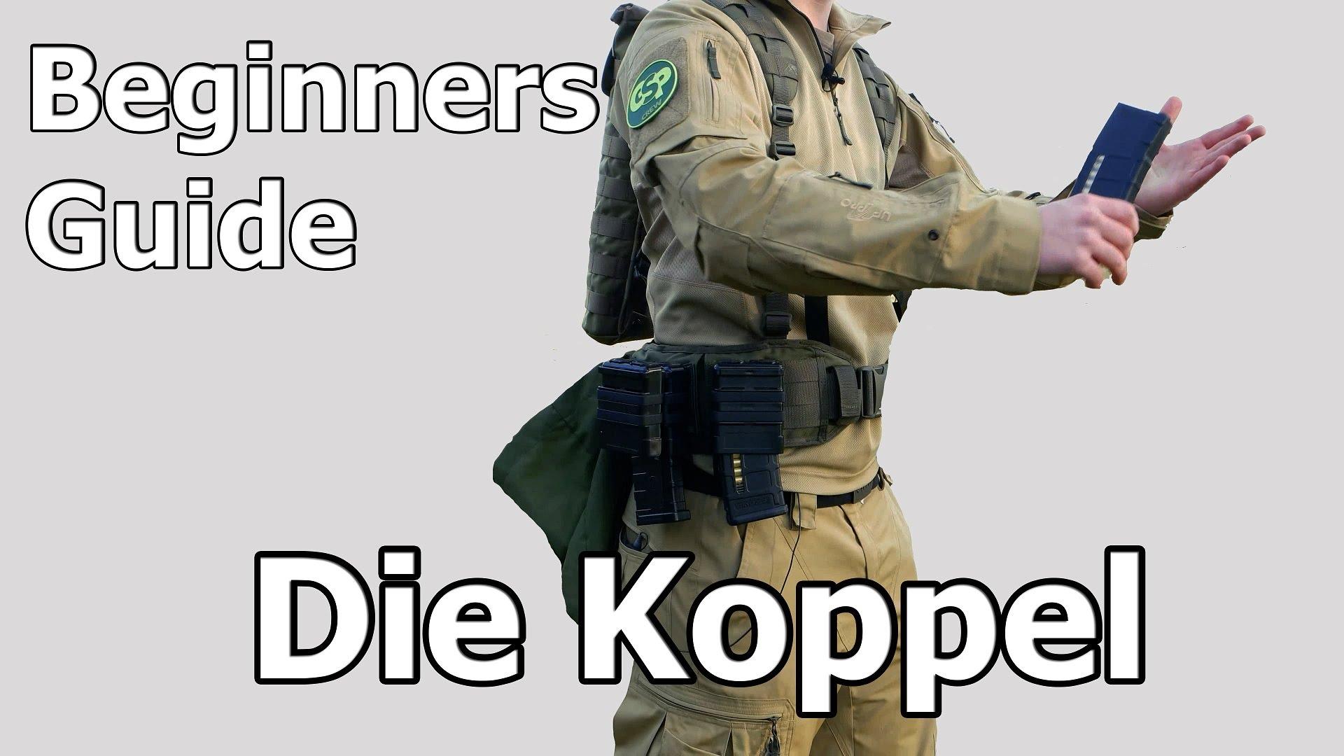 Kopel clipart soldier Beginners German Airsoft Deutsch Deutsch