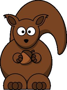 K.o.p.e.l. clipart squirrel Clip Cartoon Squirrel  at