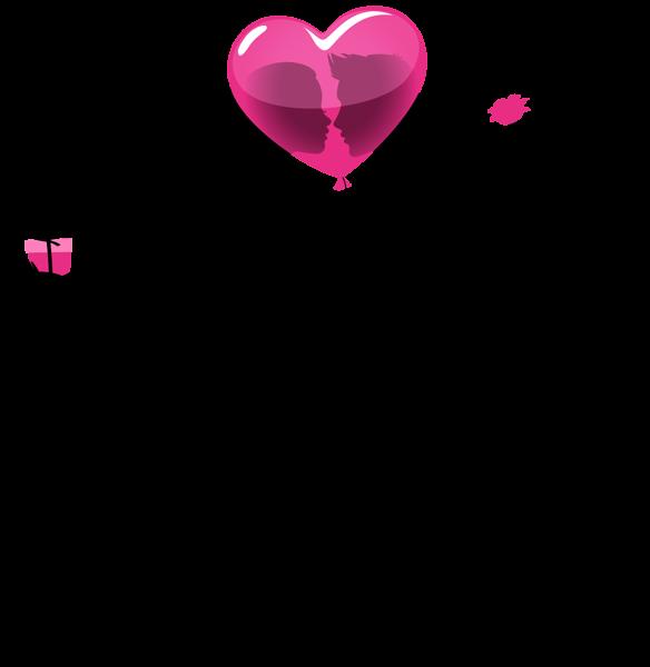 Kopel clipart transparent Valentine Valentine PNG Clipart Couple