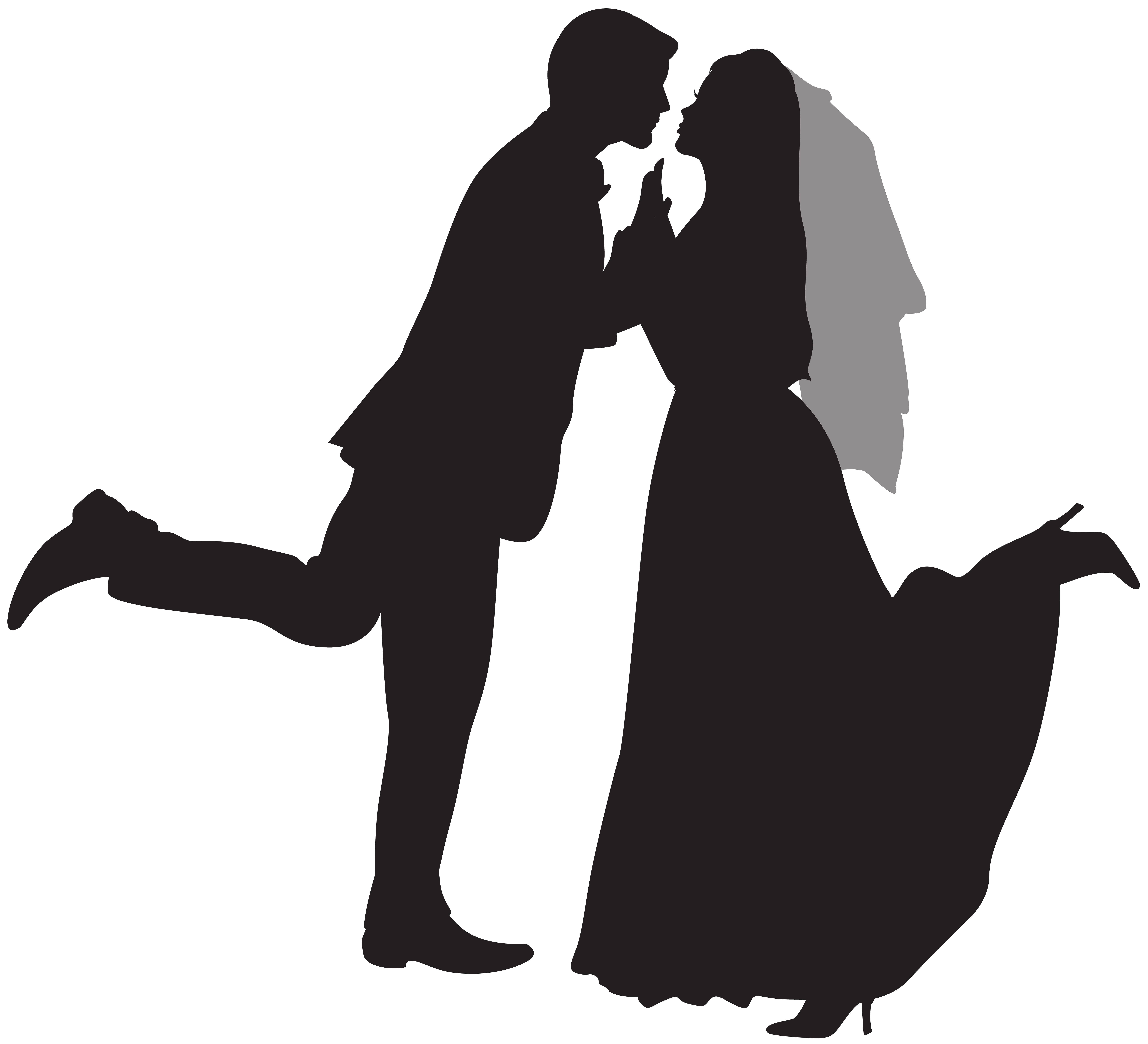 Couple clipart transparent Clip Gallery full PNG View