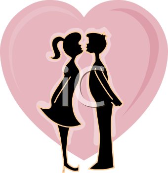 K.o.p.e.l. clipart true love First China One Love Silhouette
