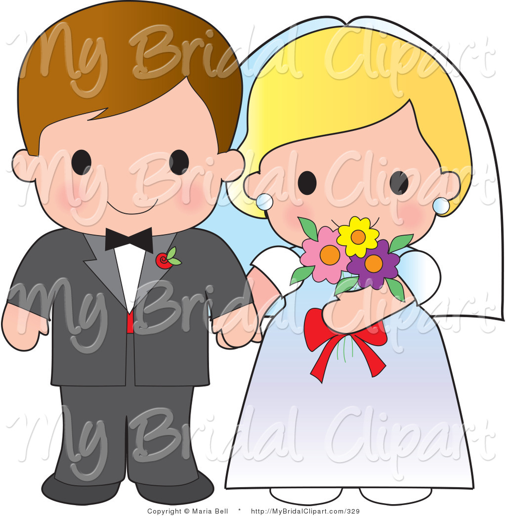 K.o.p.e.l. clipart wedding day Caucasian Cute Hands Bride Bridal
