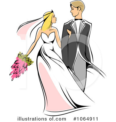 Wedding clipart couple SM Wedding Couple Wedding by