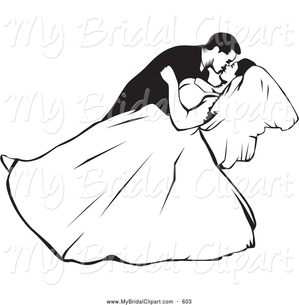K.o.p.e.l. clipart wedding day And Black Wedding White Wedding
