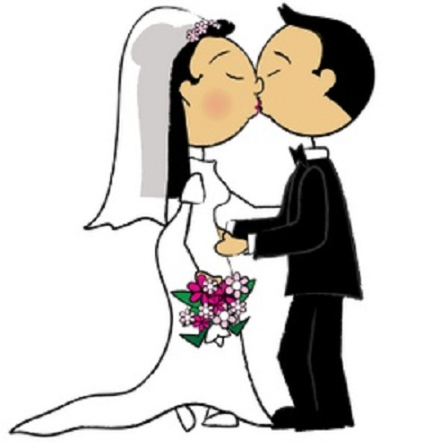 Wedding Cake clipart bridal couple Wedding image com clipart reception