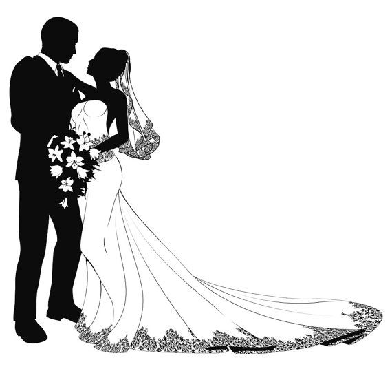 K.o.p.e.l. clipart wedding reception Cut best by Design #married