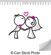 K.o.p.e.l. clipart wedding vector Vector Clipart Images  Artby