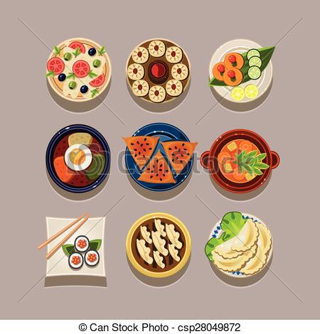 Korean clipart bibimbap 80 Art Images food Clip