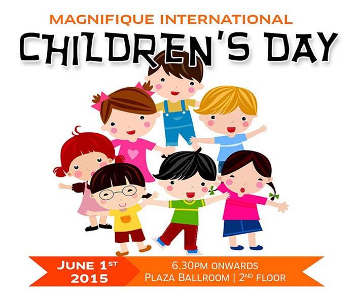 Korea clipart children's day Performance Vietnam in Day Magnifique