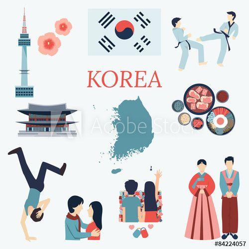 Korea clipart i love On Pinterest images Find Love