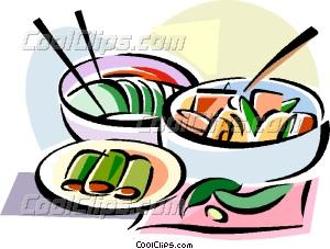 Korea clipart kimchi Kimchi Clip cuisine cuisine Vector