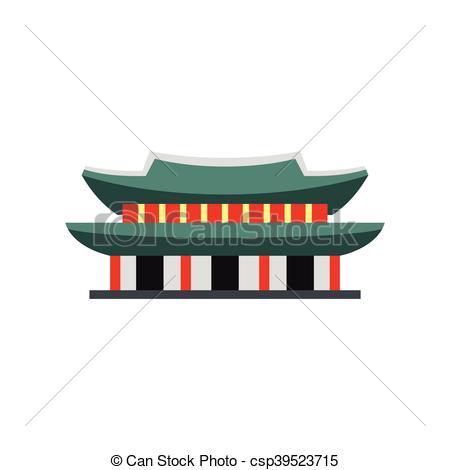 Palace clipart korean #4