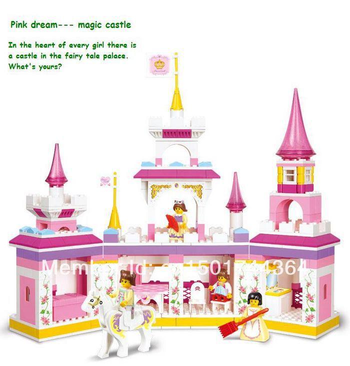 Korean clipart castle Castle Korean Achetez De Filles/Rose