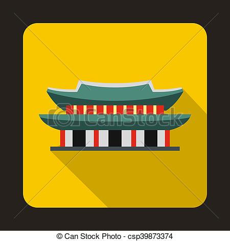Palace clipart korean #8