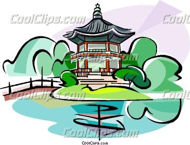 Palace clipart korean #6