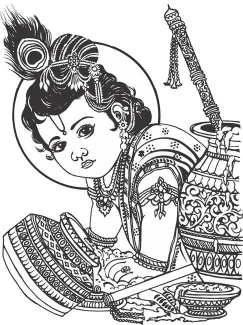 Krishna clipart Clip Krishna Clipart Clip