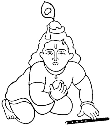 Krishna clipart American Clipart Bal thanksgiving