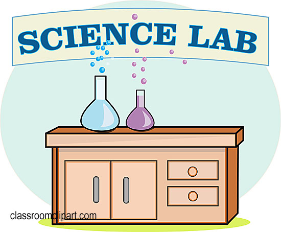 Room clipart science laboratory #1