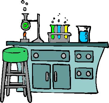 Room clipart science laboratory #2