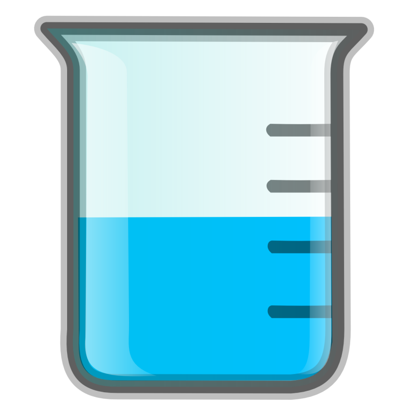 Laboratory clipart carefully And attention to something The