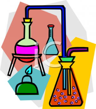 Scientist clipart laboratory apparatus #2