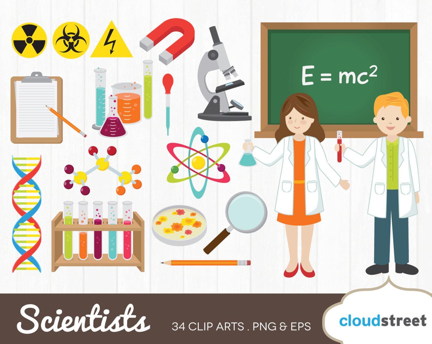 Room clipart science laboratory #7