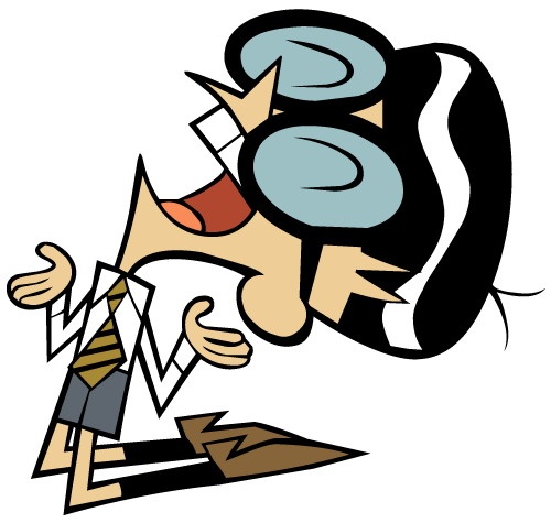 Cartoon Network clipart dexter's laboratory Clip laboratory 988827 art Art